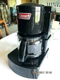 Coleman Camping Coffee Maker Drip Stoves Vintage Camp Stove