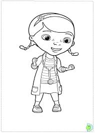 Full Image For Free Printable Doc Mcstuffins Coloring Pages