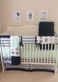 Mint Green Crib Bedding by Nursery Beddings Grey And Mint Green Nursery Bedding Plus Mint