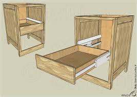 sawdust fabrication de tiroirs
