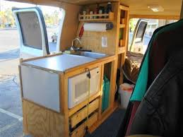 Great Info On Coverting Van Into Camper Including Choosing