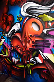 Famous Graffiti Mural Artists by This Graffiti Is So Awesome It Looks Like It Has So Much Meaning