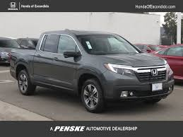 100 All Wheel Drive Trucks New 2019 Honda Ridgeline RTLT AWD Truck In Escondido 79786 Honda