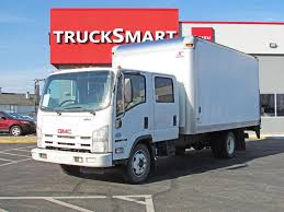 100 26 Truck 2009 GMC T7500 BOX VAN TRUCK FOR SALE 557046