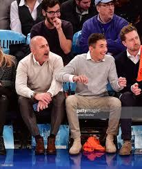 Matt Lauer Halloween Snl by Celebrities Attend Orlando Magic Vs New York Knicks January 2