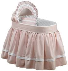 Round Bassinet Bedding by Baby Doll Darling Pique Bassinet Bedding Pink Http Www