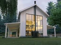 Contemporary Modern House Plans at eplans