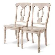 Napoleon Dining Chair Wood Set Of 2