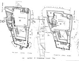 Chateau Floor Plans Roquebrune Chateau Floor Plans Third Floor And Fourth Floo