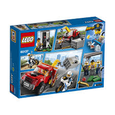 100 Lego City Tow Truck LEGO Police Trouble 60137 Kmart