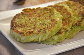 cuisiner chou galettes de chou romanesco au fil du thym