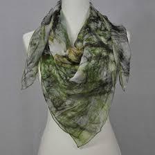 jardin silk scarf belmistique silk scarves