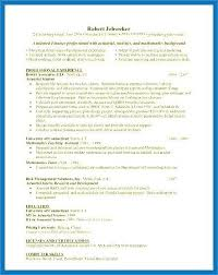 Examples Technical Skills For Cv Resume Format