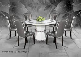 Round Mix Marble Dining Table Set (1+6) 6 Chairs Marble ... Liam Ding Set 1 Table 6 Chairs Extendable Teak By Hans Olsen For Price And Buy Seater Round Beige Marble With Wooden Cushioned Chairs With Six Round Table With Chairs Earl Kitchen For Aripeka Solid Mahogany Wood Ding Table Amazoncom Cover Cloth Home Modern Golden Top Luxury My Rectangle Birch White Mdf Nordic Design Setslate Tablehideaway