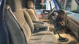 100 Aftermarket Chevy Truck Seats First Gen Cummins 1500 Seat Swap YouTube