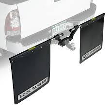 Rock Tamers® 00108 - Hub Mud Flap System For 2