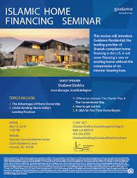 Islamic Home Financing Seminar