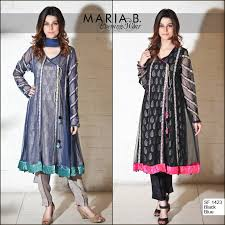 Maria B Asian Style Women Dresses 2015