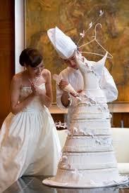Wedding dress Cake by D Adamo Cinzia