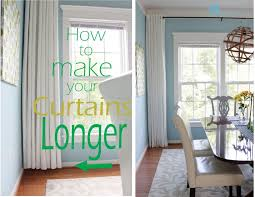 Dritz Home Curtain Grommets Instructions by Curtains Grommet Tape Black No Sew Curtains From Sheets How To