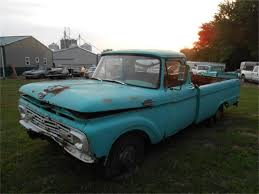 100 1964 Ford Truck Pickup For Sale ClassicCarscom CC593652