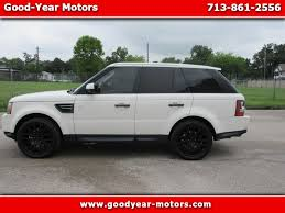 Used Cars For Sale Houston TX 77008 Good-Year Motors