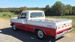 1969 F100 360 3-speed