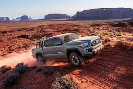 2018 Toyota Tacoma TRD Off-Road Review • Gear Patrol New 2018 Toyota Tacoma Trd Sport Double Cab In Elmhurst Offroad Review Gear Patrol Off Road What You Need To Know Dublin 8089 Preowned Sport 35l V6 4x4 Truck An Apocalypseproof Pickup 5 Bed Ford F150 Svt Raptor Vs Tundra Pro Carstory Blog The 2017 Is Bro We All Need Unveils Signaling Fresh For 2015 Reader