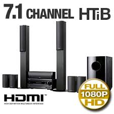 kyo HT S7200 Home Theater System 7 1 Channel iPod Dock 1080i