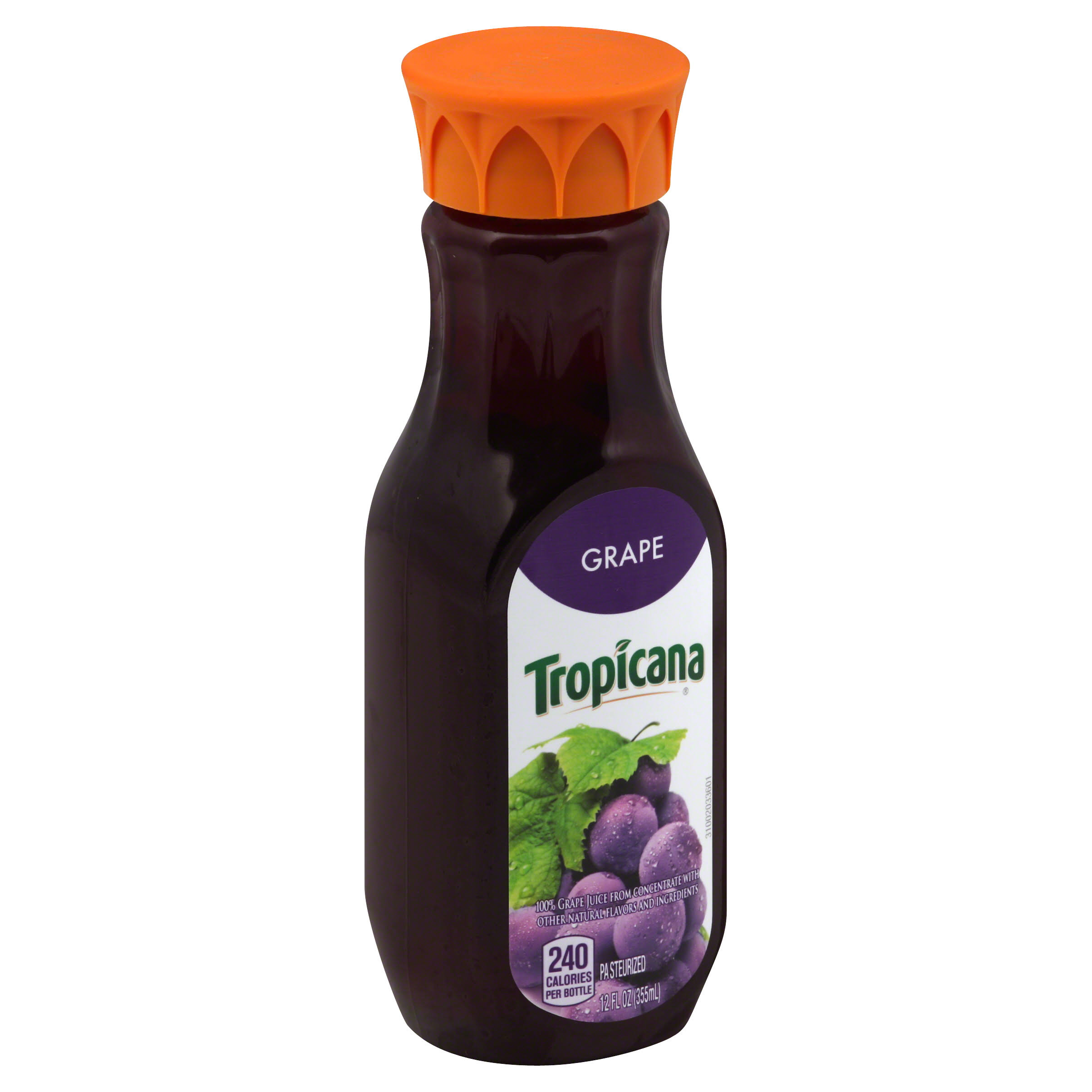Tropicana Pure Premium Juice - Grape, 12oz