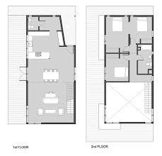100 Rectangle House Characteristics Of Simple Minimalist Plans