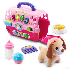 VTech Care For Me Learning Carrier - Toys