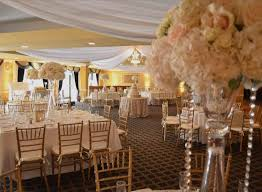 Indoor Wedding Ceremony And Reception