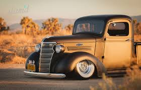 Enjoy The Build: Monty Rubart's 1938 Chevy Pickup – Slam'd Mag