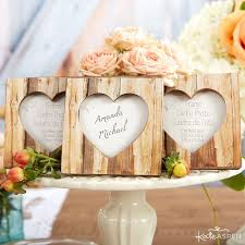 Rustic Romance Faux Wood Heart Place Card Holder Photo Frame HoldersRustic CardsWedding InspirationWedding IdeasBridal Shower