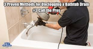 Tips Unclogging A Bathtub Drain by 3 Proven Methods To Unclog A Bathtub Drain Blockage Ace Home