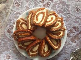 Libby Pumpkin Roll Recipe by The Pittsburgh Kitchen 2013
