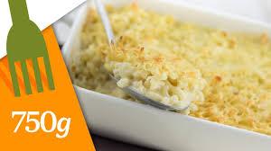 recette du gratin de pâtes 750 grammes