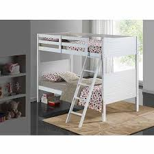 broyhill kids palm bay twin over twin bunk bed white walmart com