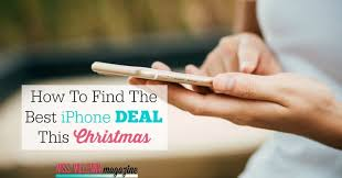 How To Find The Best iPhone Deal This Christmas Miss Millennia
