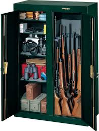Stack On Steel Security Cabinet 18 Gun by Stack On Gun Cabinet Stackon 14 Gun Fire Resistant Security Safe