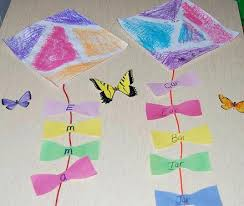 Craft Ideas For Preschoolers Spring Summer Art And