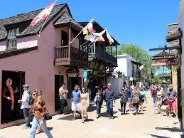st augustine florida destination streets shopping