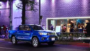 Toyota Hilux Comes Home To Japan; There's Land Cruiser And FJ ...
