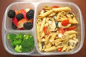 Caprese Pasta Salad With Grilled Chicken Bento 40 The ROXX Box