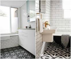 carrelage salle de bain blanc brillant photos de design d