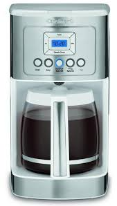 Cuisinart 14 Cup Programmable White Coffeemaker