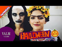Funny Pumpkin Carvings Youtube by Tutorial Halloween Makeup Pumpkin Carving Youtube Youtube
