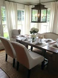 Decoration Vibrant Inspiration Dining Room Curtain Ideas With Pictures Country Window Drapes Idea For