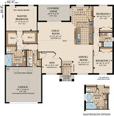 100 The Willow House Plan New Homes In Palm Coast FL